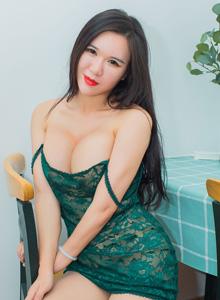 王紫琳 - 丰胸肥臀无圣光秀人网No.1160性感丝袜美女写真套图