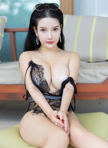性感娇躯乍泄 童颜巨乳模特小尤奈 No.1726 写真美女