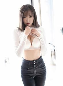 [语画界XIAOYU] VOL.458 新人模特@蜜桃酱o性感美女套图写真