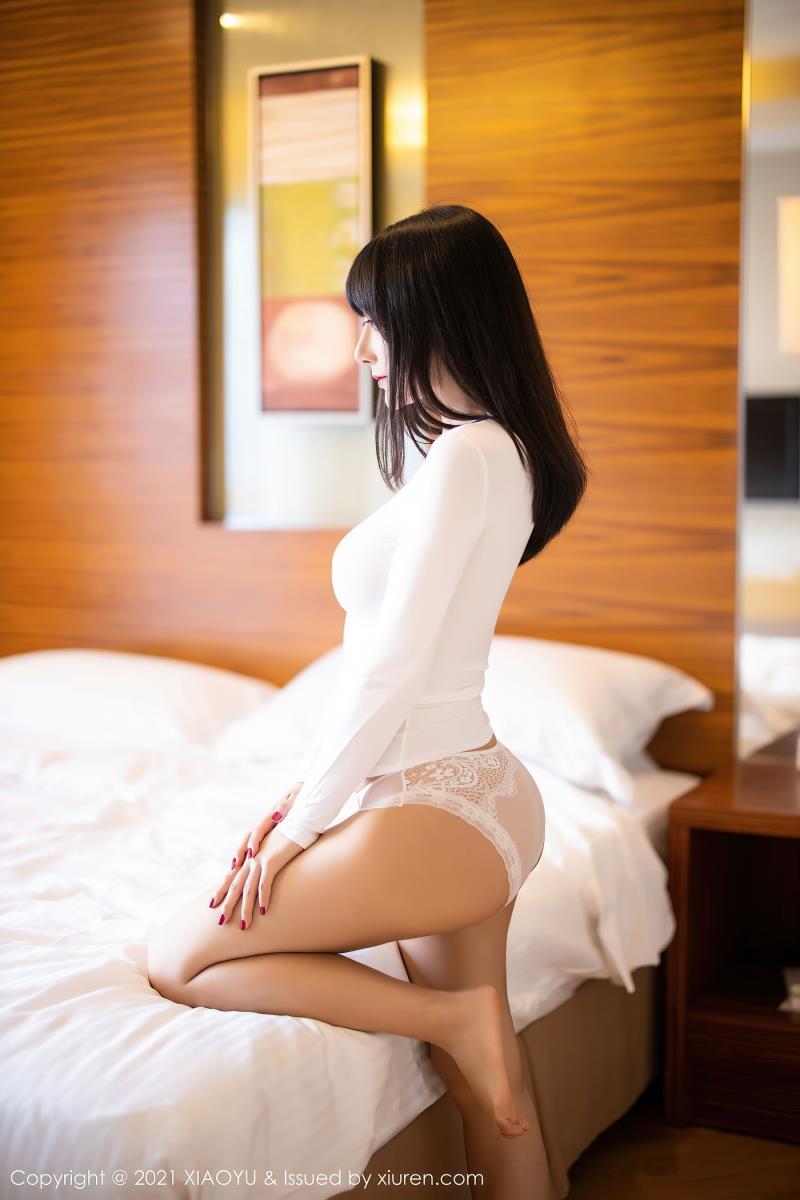 [语画界XIAOYU]模特@何嘉颖 - 性感浴室美女私房写真套图