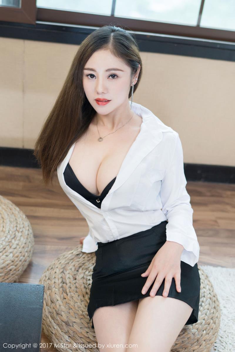 魅妍社雪千紫/雪千寻姐妹花写真套图 - 极致妩媚的丰乳肥臀图片